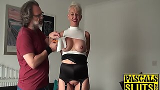Experienced United Kingdom Woman Focused More Than And Provided With Semen