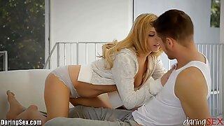DaringSex Lexi Belle Enjoys an Erotic Afternoon Fuck