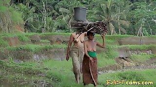 Documentary - Bali. Goin  Topless.